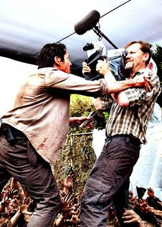 The Walking Dead BTS S6