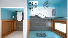 27+ Nejnovejší Obrázky z Koupelna 3M2 Bedroom Decor, House Design, Cabinet, Bathroom, Architecture, Storage, Furniture, Home Decor, Interiors