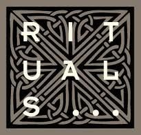 Rituals, If you've never been introduced, let me be the first!