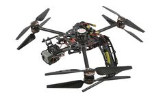 """Double rotors! Hexacopter """"Babylibelle"""" - Y6 http://droneshome.com"""