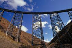 Viaducto La Polvorilla, Argentina