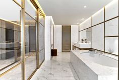 Cosmopolitan Suite Bathroom St Regis Istanbul
