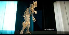 Otoy Octane render My home robots Robots, Lion Sculpture, Statue, Art, Art Background, Robot, Kunst, Performing Arts, Sculptures