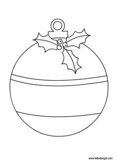 Christmas Crafts To Make, Preschool Christmas, Christmas Colors, Christmas Art, Christmas Projects, Christmas Decorations, Christmas Ornaments, Christmas Ornament Template, Christmas Templates