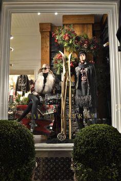 Window Visual Merchandising | VM | Window Display | Ralph Lauren windows, London » Retail Design Blog