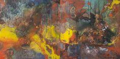 """Saatchi Art Artist Sri Prabha; Painting, """"Tannhäuser Gate"""" #art"""