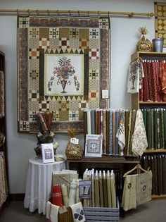 quilt shop fabric display ideas - Google Search   Quilt Shoppe ... : quilt shop search - Adamdwight.com