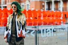 Mirror, Mirror: Outfit-Making Sunglasses