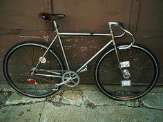 Capricorn Track Bike