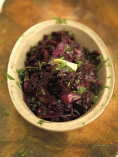 Red Cabbage Recipe | Vegetables Recipes | Jamie Oliver Recipes