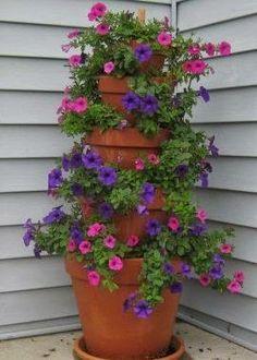 Cómo decorar la entrada de la casa con macetas | Manualidades