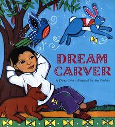Dream Carver By Diana Cohn.