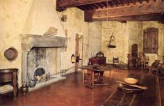 Palazzo-Davanzati_kitchen.jpg (JPEG Image, 1033×667 pixels)