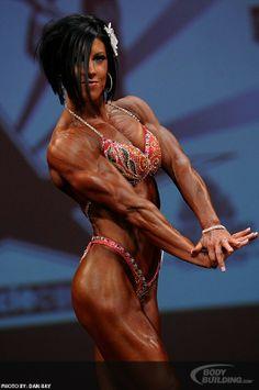 Dana Linn Bailey 2012 IFBB Desert Muscle Classic