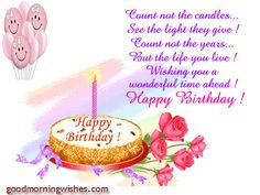 Birthday : Best collection of Birthday Quotes Birthday Cards Birthday Wishes Birthday MessagesSMS for friends parents Husband son da. Birthday Card Messages, Birthday Quotes For Me, Birthday Wishes For Sister, Cool Birthday Cards, Happy Belated Birthday, Happy Birthday Images, Birthday Greetings, 123 Greetings, Hubby Birthday