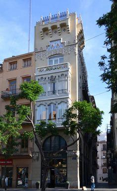Los edificios más bonitos de Valencia - valenciabonita