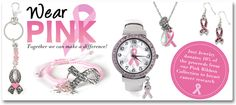 October is Breast Cancer Awareness Month....Show your support!
