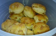 Oškvarkové pagáčiky • recept • bonvivani.sk Cauliflower, Ale, Food And Drink, Potatoes, Vegetables, Basket, Cauliflowers, Potato, Veggie Food