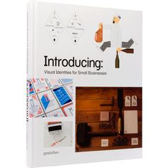 Introducing: Visual Identities for Small Businesses   Graphic Design  Innovative graphic design identities for small, creative companies.