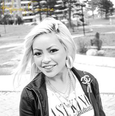 Honey Cocaine. she is so freaking gorgeous!