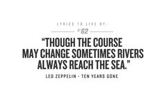 ten Years Gone By Led Zeppelin - Not sure of the placement yet