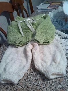 Pantaloni e Golfino per neonato