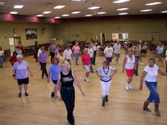 It is country time!  Line dance anybody?