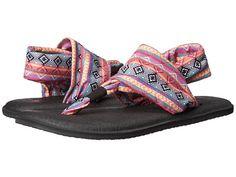 42a2f248e87a Sanuk yoga sling 2 prints watermelon multi. Yoga SandalsSanuk SandalsYoga  ShoesSlide ...
