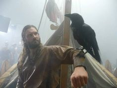 Rollo with raven