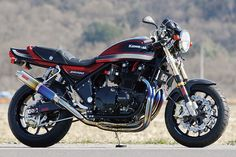Racing Cafè: Kawasaki Zephyr 1100 GT-M No.001 by Bull Dock