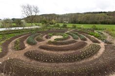 LES JARDINS  Une ferme conçue selon les principes de la permaculture au cœur de la Normandie