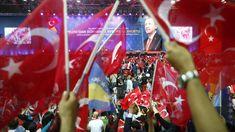 Ερντογάν προς αποδήμους: Αποκτήστε ενεργό ρόλο στα πολιτικά κόμματα στις χώρες που ζείτε (pics&vids)