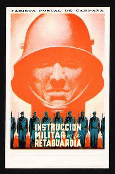 Spain - 1936-39. - GC - poster