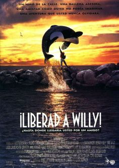 ¡Liberad a Willy! (1993)
