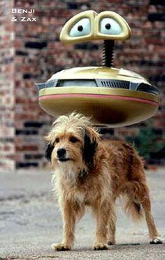 Benji, Zax y el Príncipe Extraterrestre (1983). Tv3. 1985.