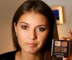 Russian look-alike of Nina Dobrev presents Elena Gilbert's makeup tutorial:)