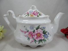 Vintage Arthur Wood English Bone China Large by SecondWindShop