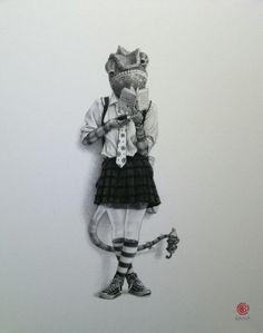 Takumi Kama - Bami gallery via Spoon & Tamago.