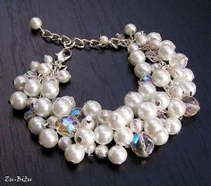 zu. / Biele perličky, kombinácia