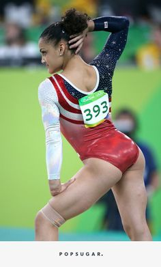 Pin for Later: 14 Times Laurie Hernandez Totally Owned the 2016 Summer Olympics
