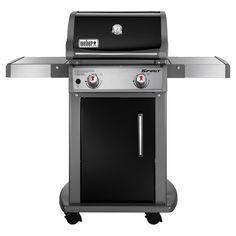 Found it at Wayfair - Weber Spirit® E-210™ LP Gas Grill in Black & Silver