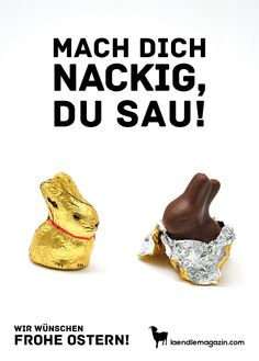 Frohe Ostern!  www.laendlemagazin.com