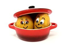 Free Image on Pixabay - Potatoes, Cooking Pot, Cute Potatoes, Unt, Potato