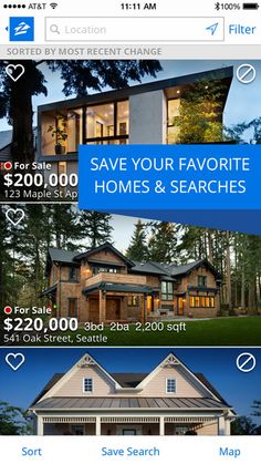 Real Estate by Zillow – Search Homes & Apartments for Sale or Rent on the App Store