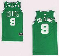 bfb727a9e8e Boston Celtics Jersey #33 Larry Bird Larry Legend Nickname Revolution 30  Swingman Green Jerseys Basketball