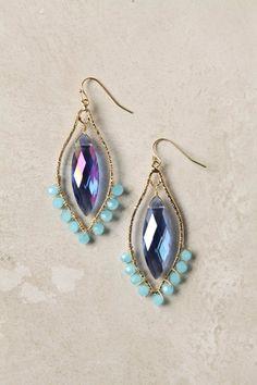 Clara Chandelier Earrings