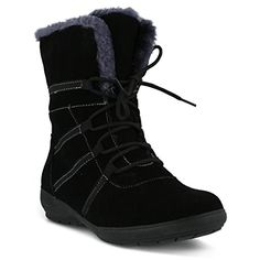 Spring Step Women's Purity Winter Boot, Black, 38 EU/7.5-8 M US * Details can be found by clicking on the image.