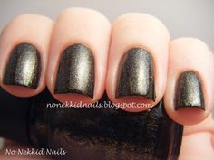 No Nekkid Nails: China Glaze Wicked Collection Cast a Spell
