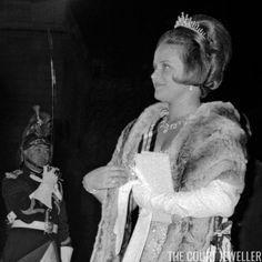 The Daily Diadem: Princess Muna's Fringe Tiara | The Court Jeweller