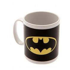 - ceramic mug - approx 9cm tall, 8cm in diameter - 11 oz - in a cardboard display box - official licensed product